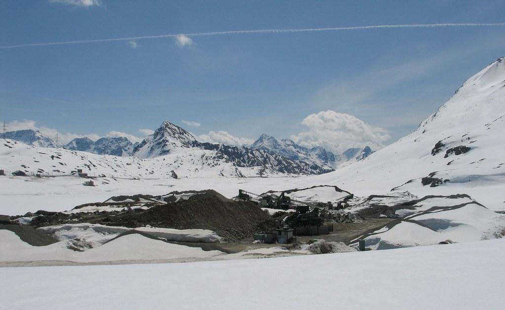 Piz Cambrena Bernina Switzerland photo 19