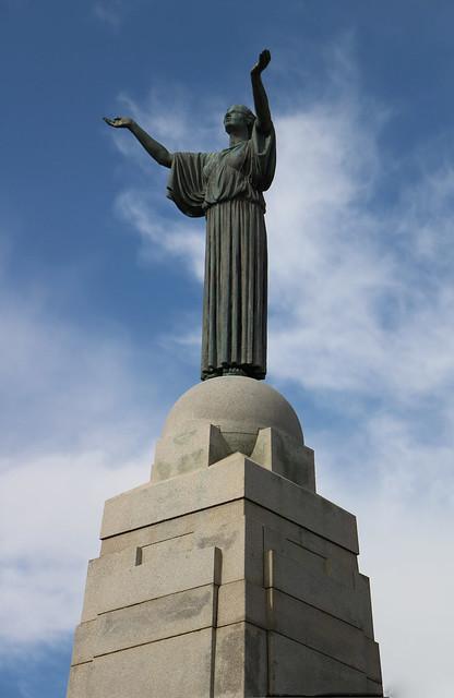 Lythan St Annes War Memorial