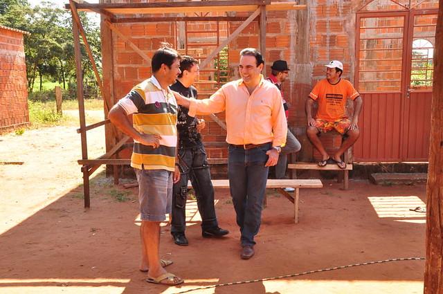 Projetos Sociais no Bairro Nova Aquidauana