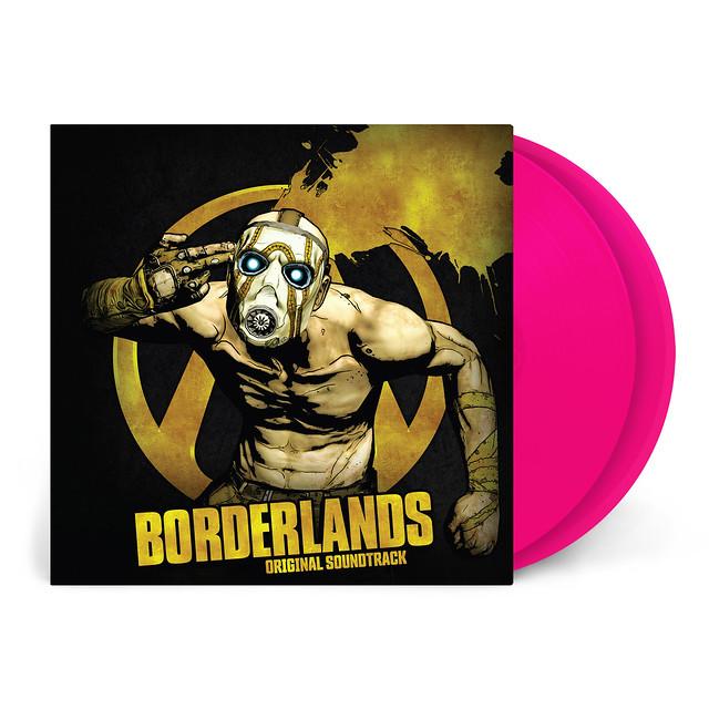Borderlands 1 - X2LP Limited Edition - Render 1