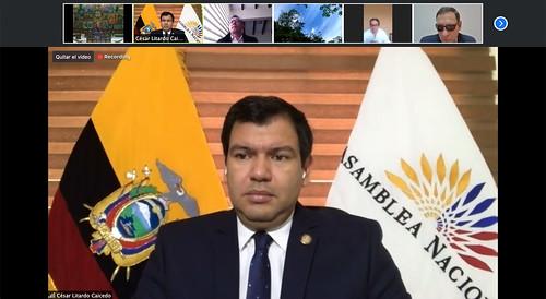 SESIÓN NO. 678 DEL PLENO DE LA ASAMBLEA NACIONAL (VIRTUAL). ECUADOR, 22 DE JULIO DEL 2020