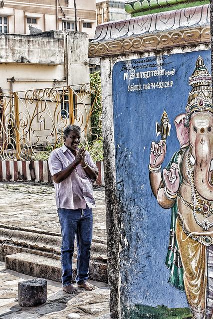 in India,se non pregate,avete sprecato il viaggio (Henry Michaux