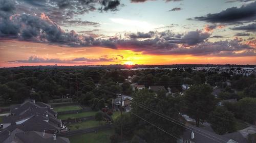 skywatch sunset