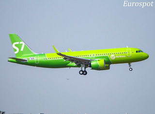 F-WWBE Airbus A320 Neo S7