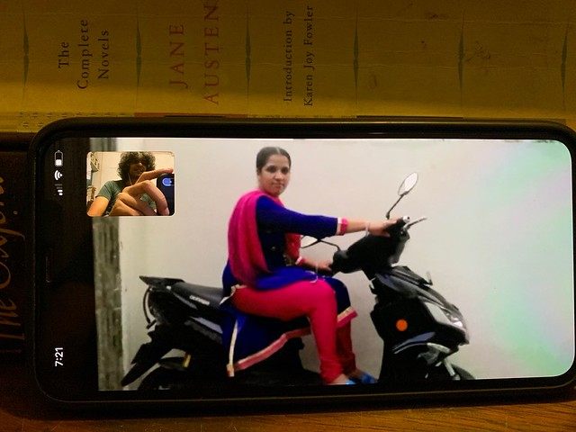 Mission Delhi - Nazma, New Palam Vihar