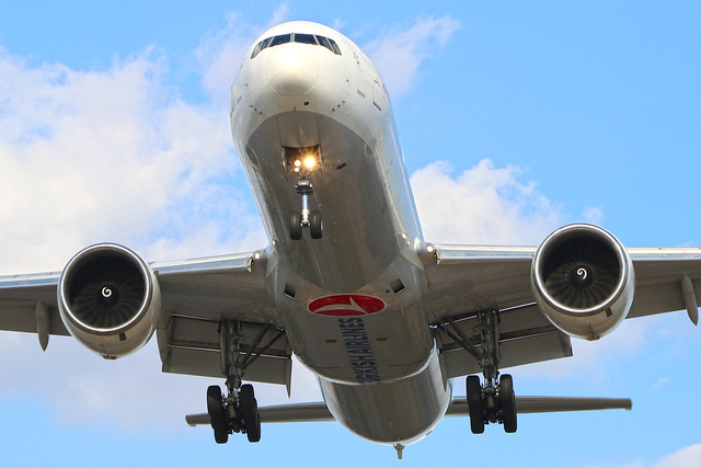 TC-JJP  -  Boeing 777-3F2(ER)  -  Turkish Airlines  -  LHR/EGLL 22-7-20