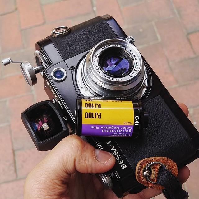 Serenar 35mm f3.2 佳能小小八