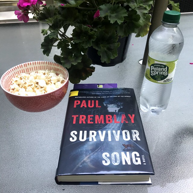 currently reading: survivor song