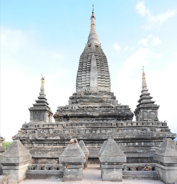 Ananda Paya, Bagan,  Myanmar 1449