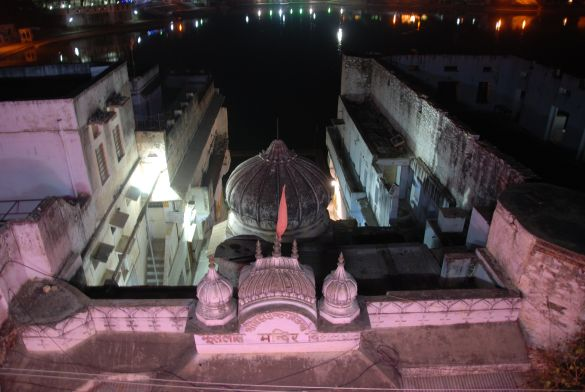 DSC_1602IndiaPushkarByNight