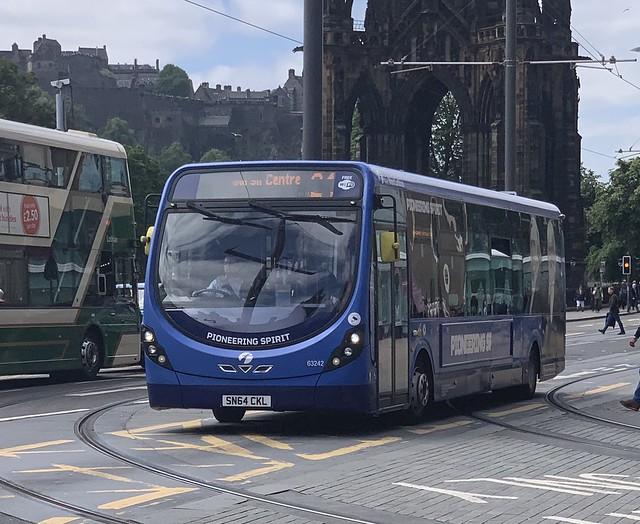 First West Lothian 63242 SN64 CKL (26/06/2019)