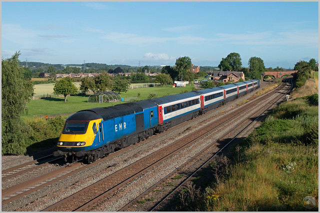 East Mids HST Variety #1