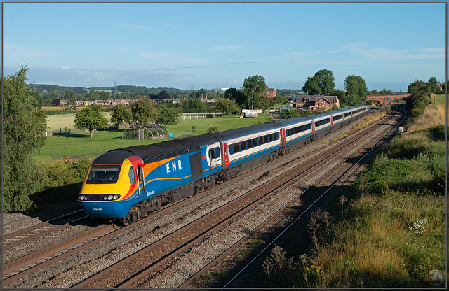 East Mids HST Variety #2