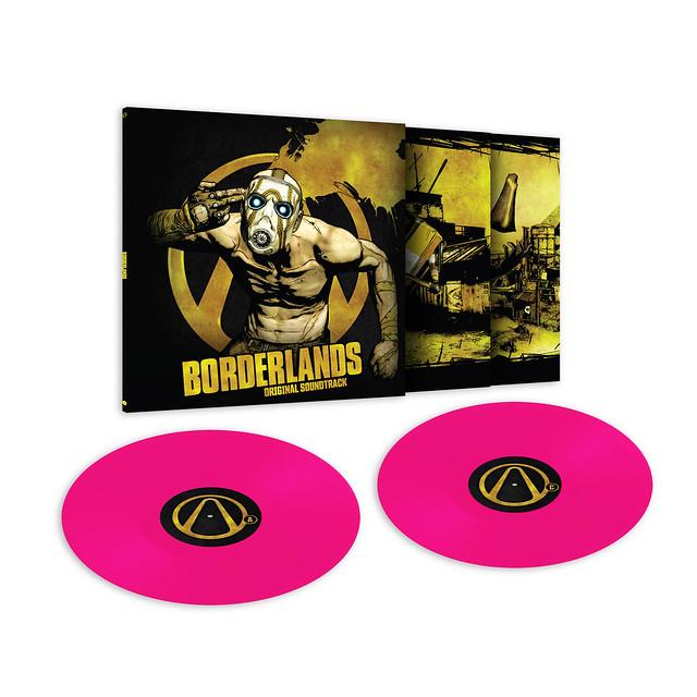 Borderlands 1 - X2LP Limited Edition - Render 3