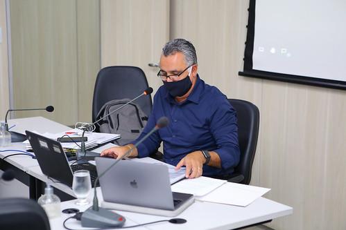 Comissão de Saúde e Saneamento - Audiência pública para discutir e obter informações acerca do fechamento dos leitos psiquiátricos do Hospital Galba Velloso
