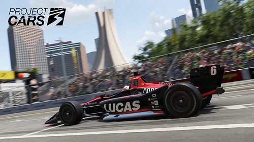 Project CARS 3 Indycar 12