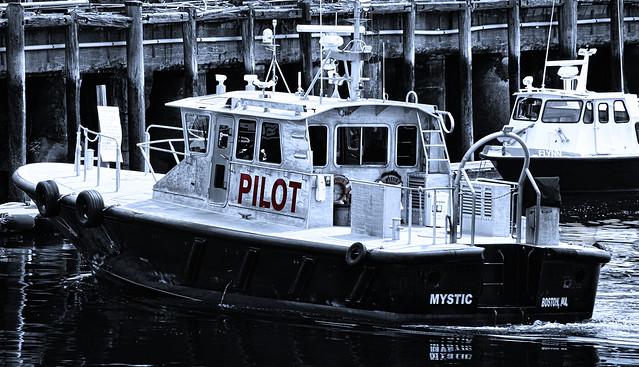 Boston Pilot Mystic
