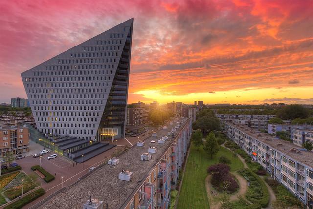 Stadskantoor Leyweg Den Haag