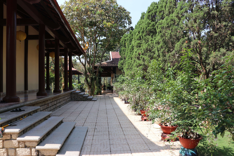 VC - Cảnh Chùa