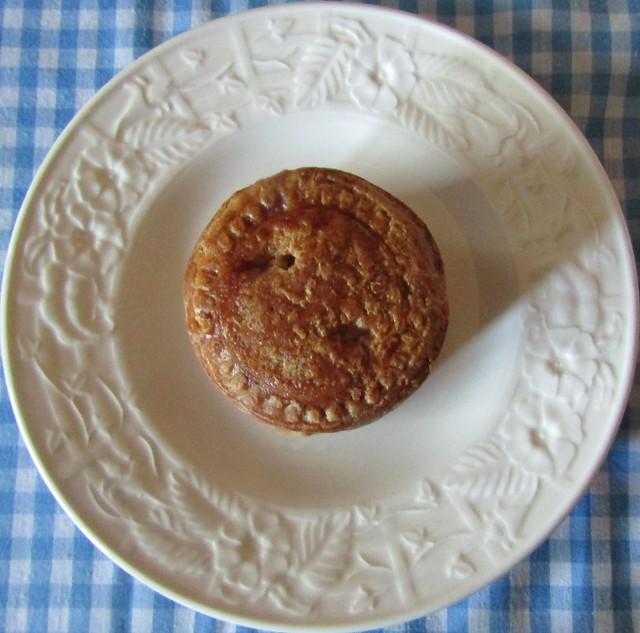 A squared pie