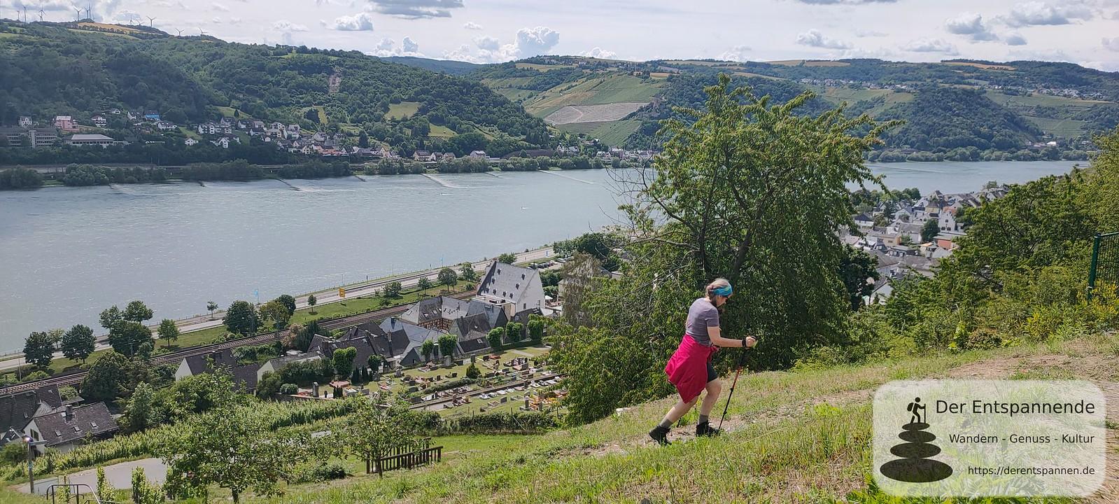 Wisper-Trail bei Lorch: In Vino Veritas