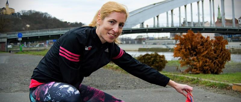 Zuzana Kotěšovcová: Místo profi běžkyně chci být profi matkou.