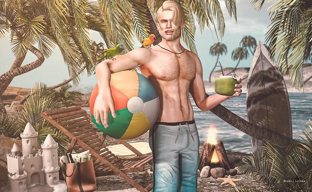 BEACH VIBES #343