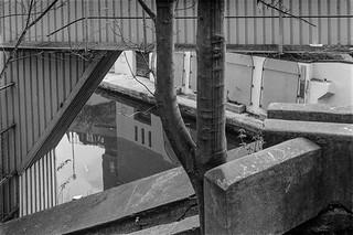 Regent's Canal, Lisson Grove, Westminster, 1977 87-5c-54-positive_2400
