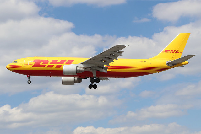 D-AEAL  -  Airbus A300 B4-622RF   -  DHL Air  -  LHR/EGLL 27/7/20