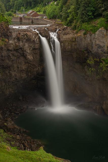 Snoqualmie Falls 2020