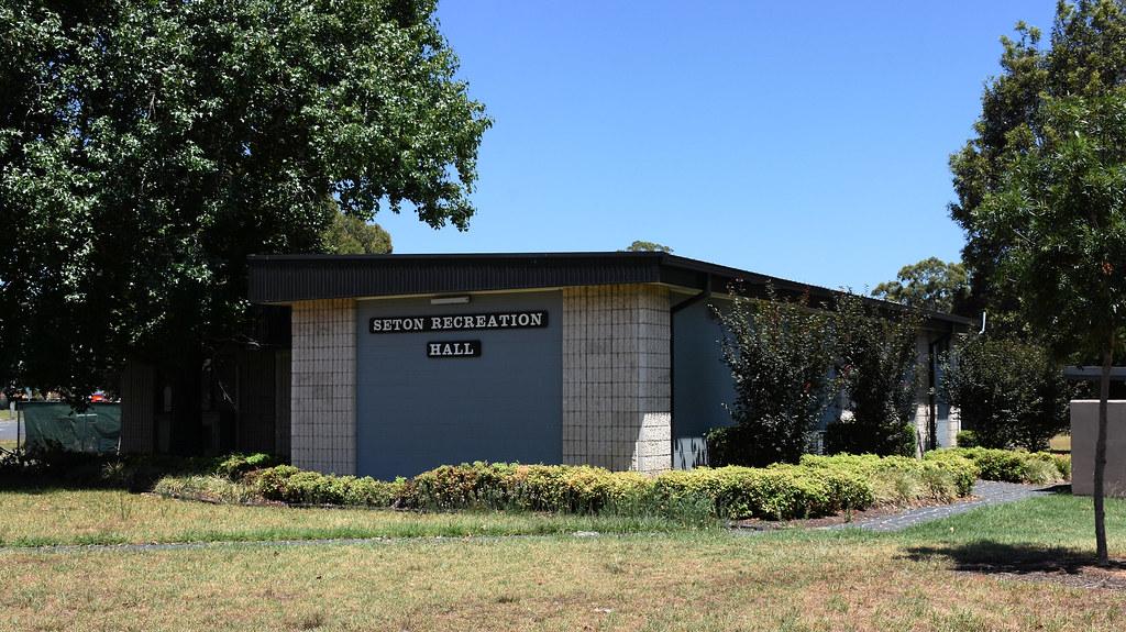 Seton Recreation Hall, Moorebank, Sydney, NSW.