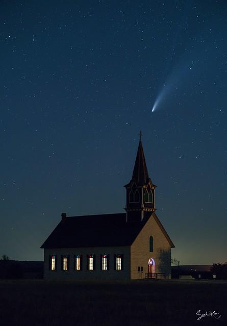 Interstellar Traveler Comet Neowise