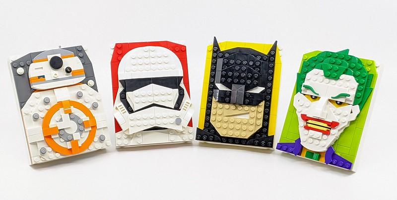 LEGO Brick Sketches Review