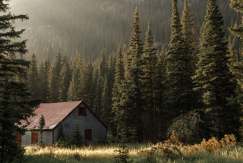 bigvern canon 7dii sunrise colorado mountains cabin landscapes morning abandoned rustic trees usa