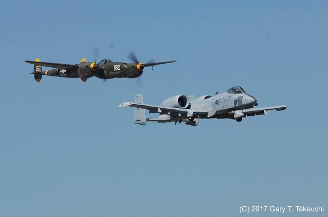 Reno Air Races 2017 - Heritage Flight