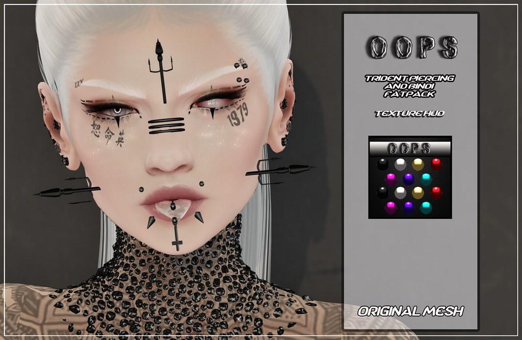 ::OOPS:: Trident & Bindi – FATPACK