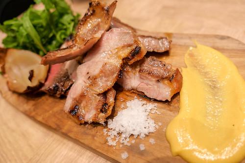 """""""Grilled A4 rank Yamagata beef & Tokyo X Pork""""BUTCHER REPUBLIC TOYOSU 14"""