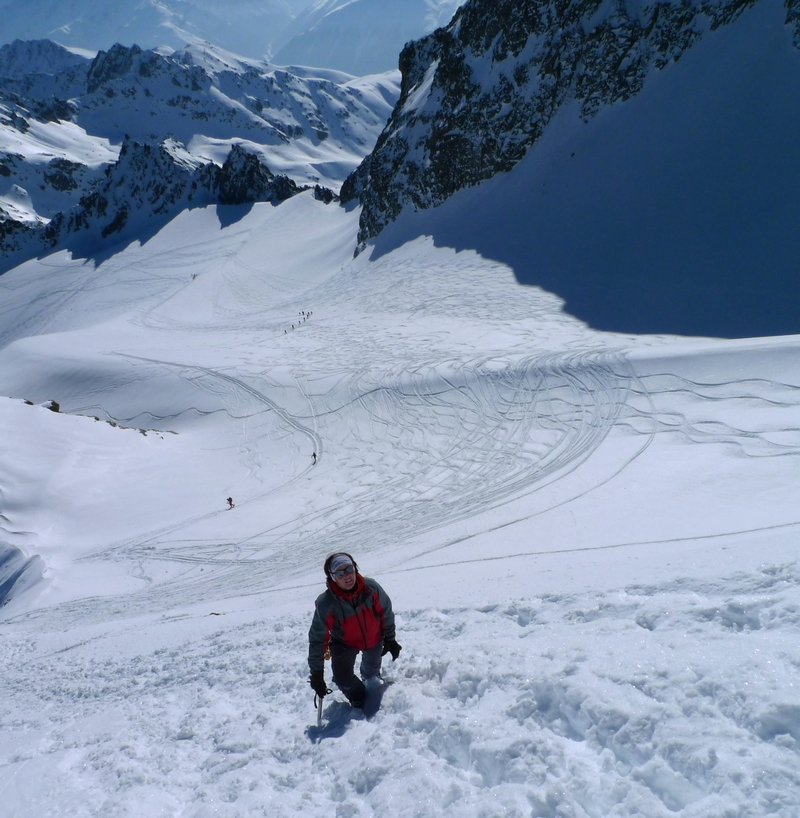 Piz Kesch - Chamanna Kesch Albula Alpen Švýcarsko foto 31
