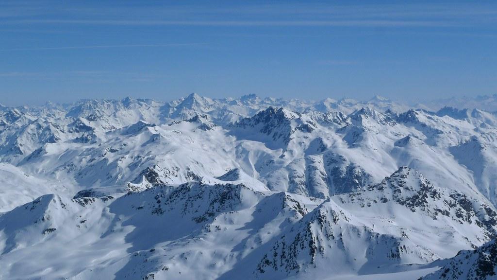 Piz Kesch - Chamanna Kesch Albula Alpen Schweiz foto 36