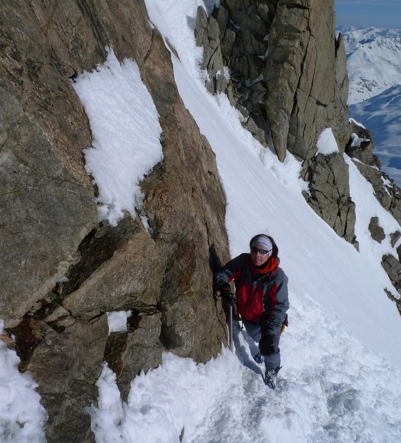 Piz Kesch - Chamanna Kesch Albula Alpen Švýcarsko foto 32