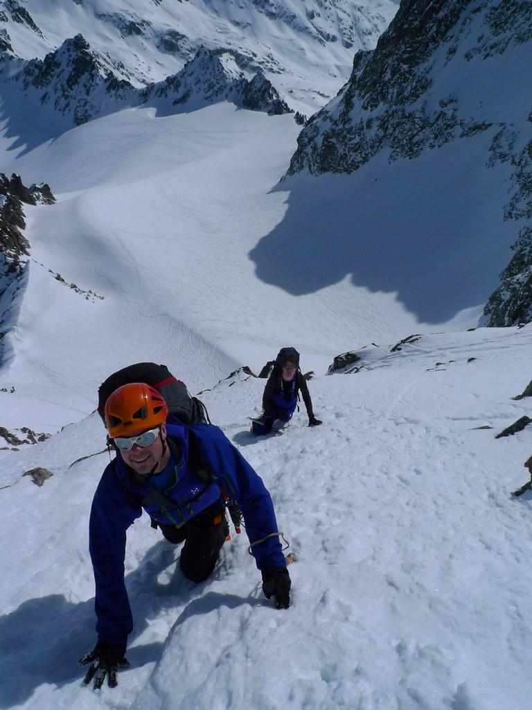 Piz Kesch - Chamanna Kesch Albula Alpen Schweiz foto 41