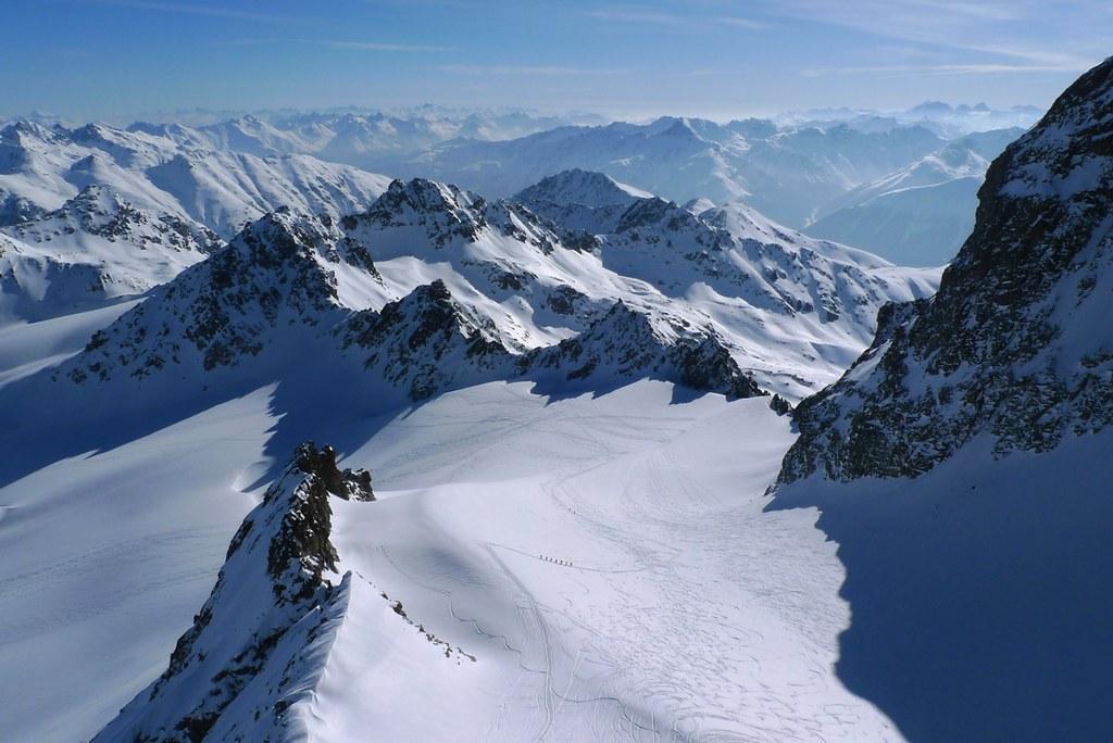 Piz Kesch - Chamanna Kesch Albula Alpen Schweiz foto 34