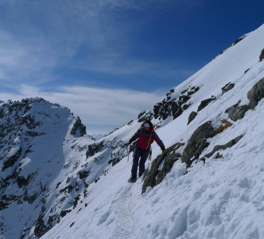 Piz Kesch - Chamanna Kesch Albula Alpen Švýcarsko foto 42