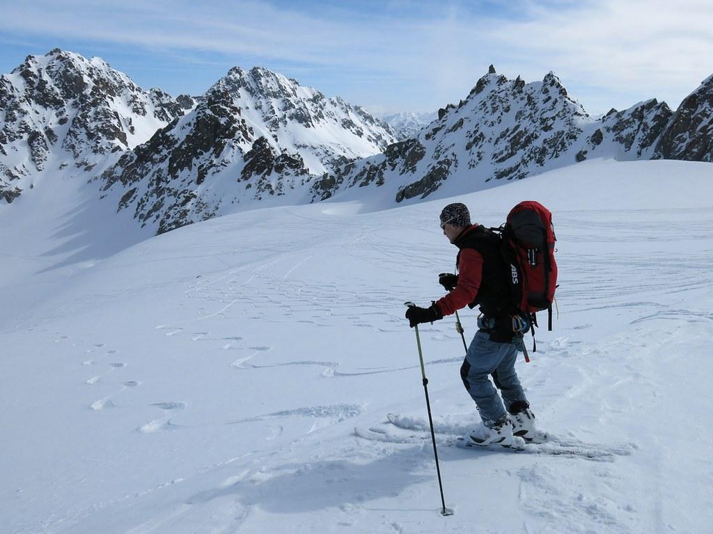 Piz Kesch - Chamanna Kesch Albula Alpen Schweiz foto 46