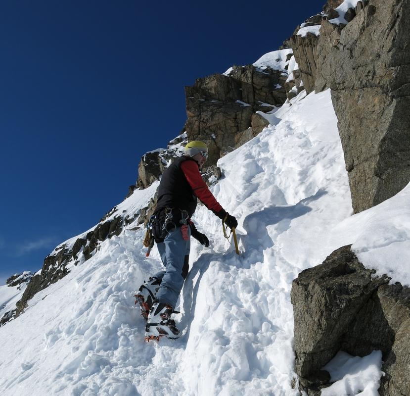 Piz Kesch - Chamanna Kesch Albula Alpen Švýcarsko foto 33