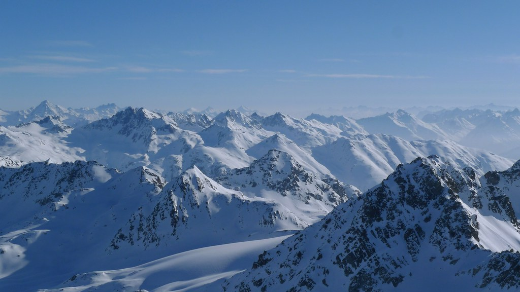 Piz Kesch - Chamanna Kesch Albula Alpen Schweiz foto 29