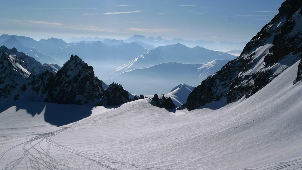 Piz Kesch - Chamanna Kesch Albula Alpen Švýcarsko foto 11