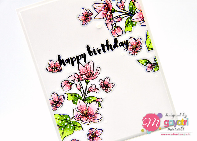 Birthday card #2 closeup1