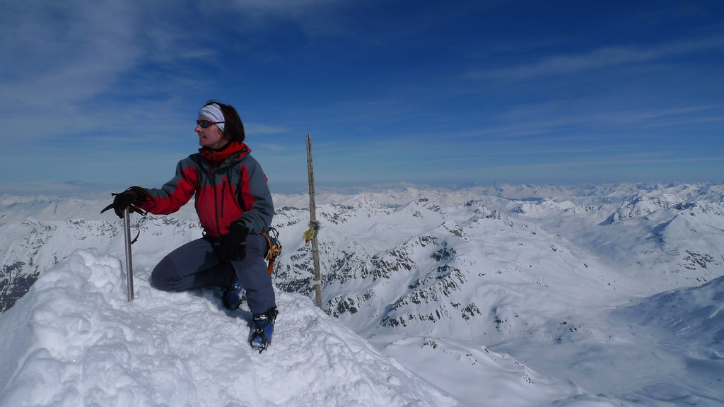 Piz Kesch - Chamanna Kesch Albula Alpen Švýcarsko foto 13