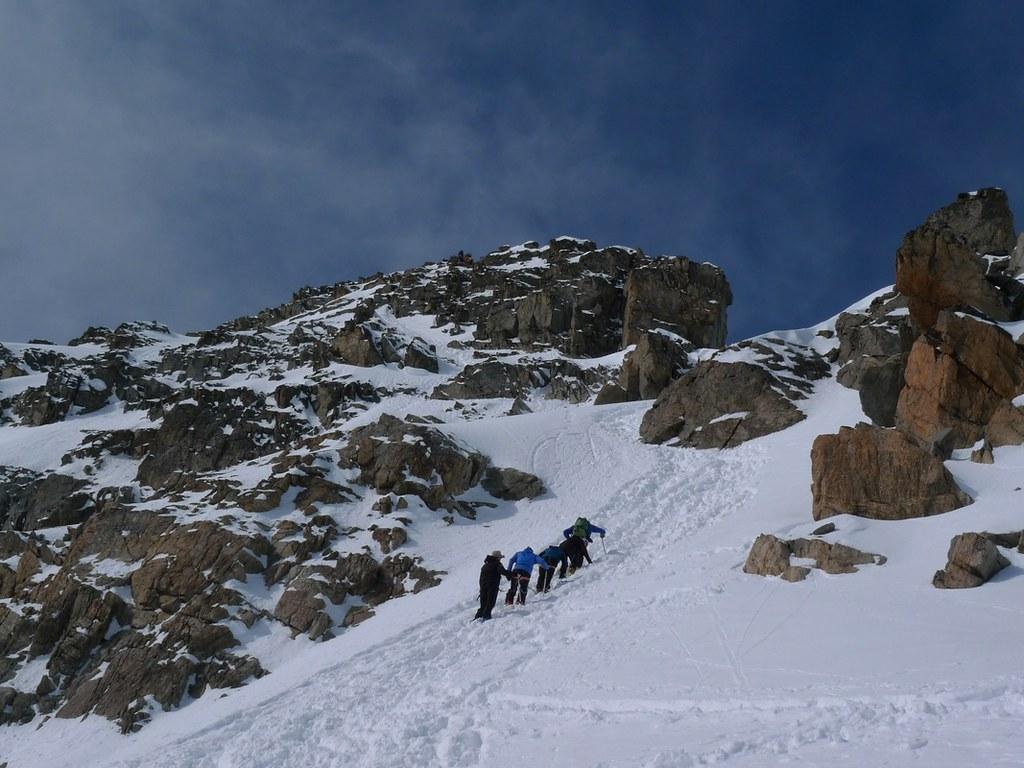 Piz Kesch - Chamanna Kesch Albula Alpen Švýcarsko foto 43